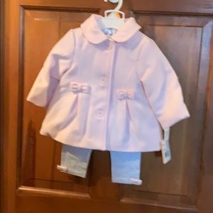 Girls 3 piece set,12 months
